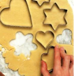 Песочное печенье рецепт фигурки
